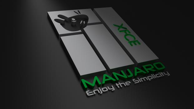 Manjaro XFCE Wallpaper by duradcell