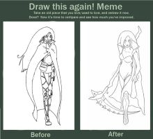 Draw This Again Meme - Wire Wing by Azizla