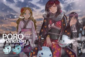 Poro Bag by CanKing