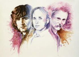 crosby stills and nash by kenmeyerjr