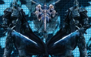 WOW: Lich King by 6DED9