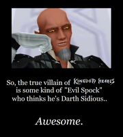 Master Xehanort Motivational by MetroXLR99