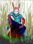 The Rabbit by Blackwinged