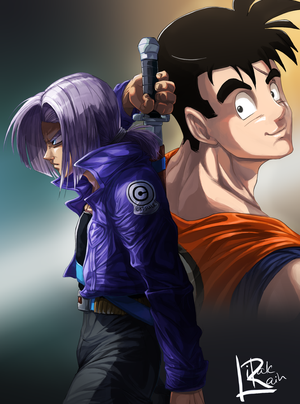 DBZ - What did they do to you Gohan? by Lilak-rain