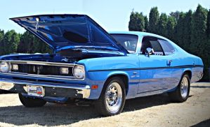 Plymouth Duster by FrancesColt