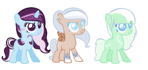 More frostbite adopts by VampyGirl890