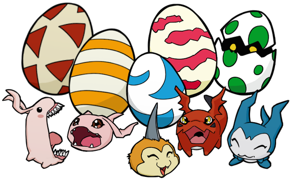 In-Trainings and Digi-Eggs by VAFIS