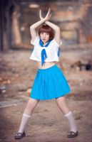 Mankanshoku Mako - Kill  la Kill cosplay by Kyoosh