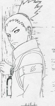 Shikamaru 2 by Kiranaomipartners