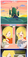 Adventure Time Comic Parte 22- by LittlePanda3