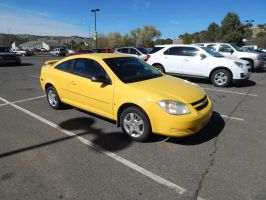 2007 Chevrolet Cobalt LS Coupe by TheHunteroftheUndead