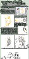 Drawing tutorial by Rigrena
