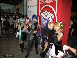 STGCC09 - Vocaloid Magnet Team by rinabyakuran