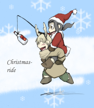 APH - christmasride by jamew85