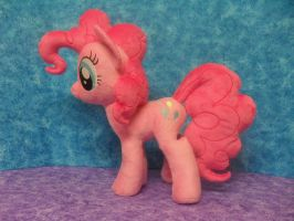 Pinkie Pie Plush by PinnacleProductions