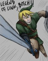 Link's patient by OmegaClarens