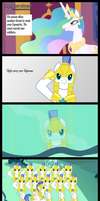 Royal Recruitment! by lightningtumble