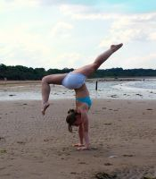 More Handstand Angles by Michelle-xD