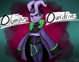 Olympus Overdrive by IndecisiveDork