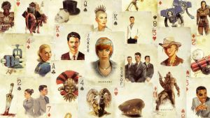 Playing Cards by capmac