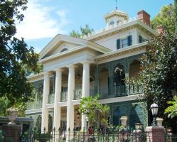 The Haunted Mansion by ZachJ