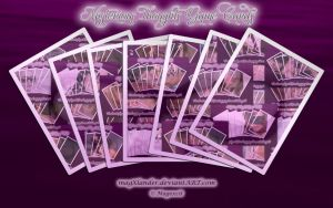 Game Cards - Mysterious Thoughts I by magXlander