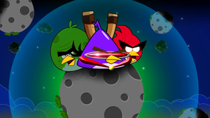 Angry Birds Space:Galaxy by nikitabirds