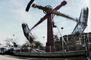 Blur Ride by JoseAvilaPhotography