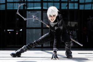 Evil Jack Frost by CosplayQuest
