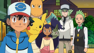 Pokemon BW Season 2 Episode N-8 In Unova by GT4tube