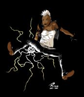 Storm Sketch Colors by rianmiller