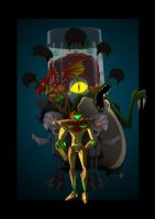 Metroid Anniversary by Rootay