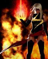 Ms Marvel 4 by Tachikoma-X
