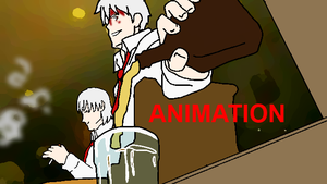 Animation - Horror RPG Baccano! Intro by Ginokami6