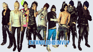 My IMVU : Male by NyappyInTheWorld4