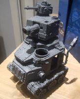 Ork Looted Battlewagon by Cubbie7
