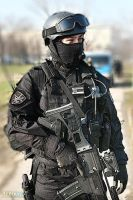 Serbian Special Forces by Milosh--Andrich