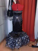 Spider dress back by CheshireCat1