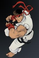 Ryu by MoatazSayed