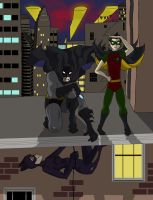 CATWOMAN PWNS by DeeDraws