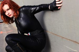 Marvel: Black Widow by xNearImpossiblex
