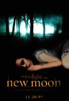 New Moon Poster Bella by StrawberryCake01