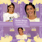 +Martina Stoessel (Photopack O3) Pilii-Editions by Pilii-Editions