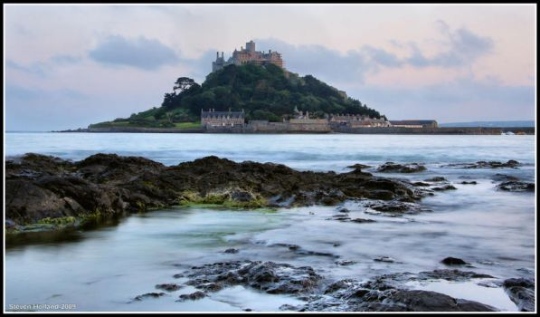 St Michaels Mount by Kernow-Photography