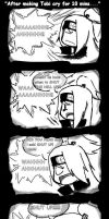 comic number one by Izzu-shi