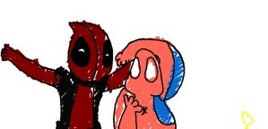 hug by Ask-Deadpool-Madness