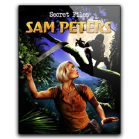 Secret Files - Sam Peters by dander2