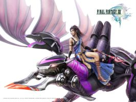 Final Fantasy 13 wallpaper 7 by wtevans