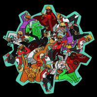 Like Clockwork - Homestuck Design Contest by An-die-Freude