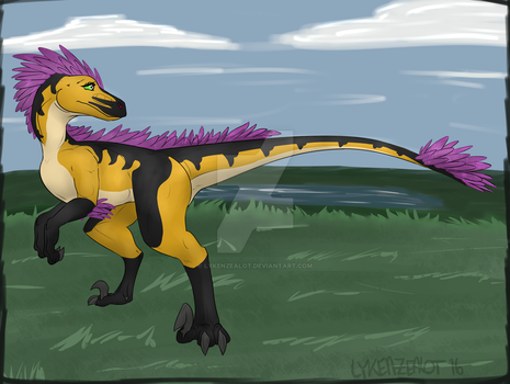 Field by LykenZealot